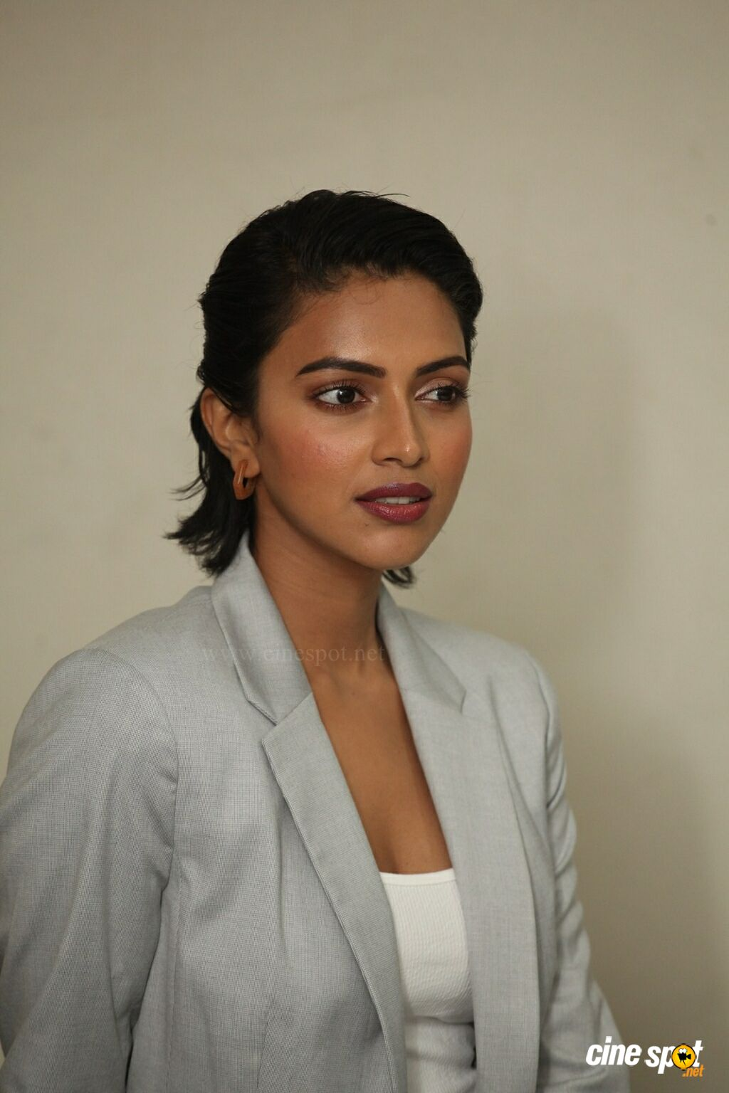 Aame Actress Amala Paul Interview Photos (38)