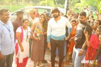Guna 369 Movie Tour At Vignan College (1)
