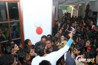 Guna 369 Movie Tour At Vignan College (15)