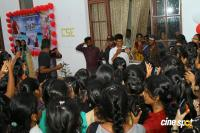 Guna 369 Movie Tour At Vignan College (3)