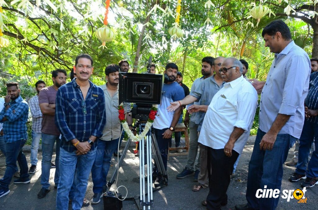 Maa Aai Productions New Movie Opening (66)