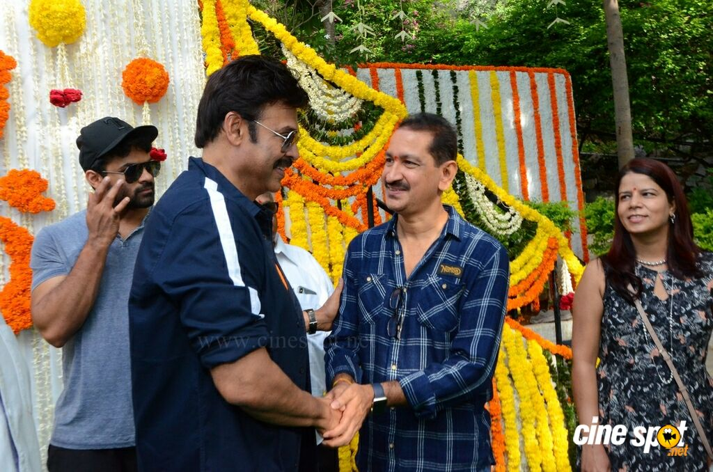 Maa Aai Productions New Movie Opening (75)