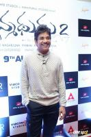 Nagarjuna at Manmadhudu 2 Trailer Launch (8)