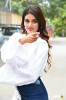 Nidhhi Agerwal at Ismart Shankar Success Meet (22)