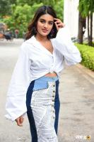 Nidhhi Agerwal at Ismart Shankar Success Meet (25)