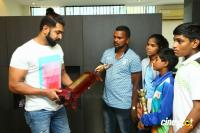Arun Vijay Meets 20 Award Winning Boxers (13)