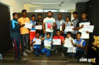 Arun Vijay Meets 20 Award Winning Boxers (2)