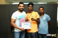 Arun Vijay Meets 20 Award Winning Boxers (8)