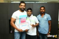 Arun Vijay Meets 20 Award Winning Boxers (9)