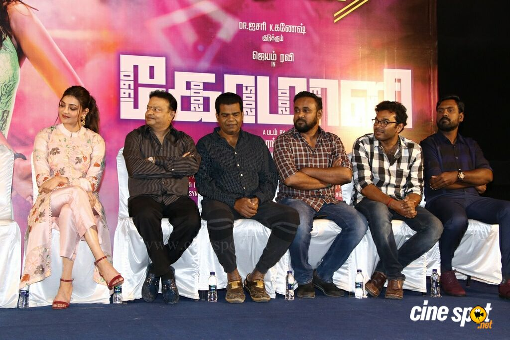 Comali Movie Press Meet (25)