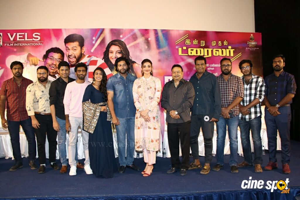 Comali Movie Press Meet (27)