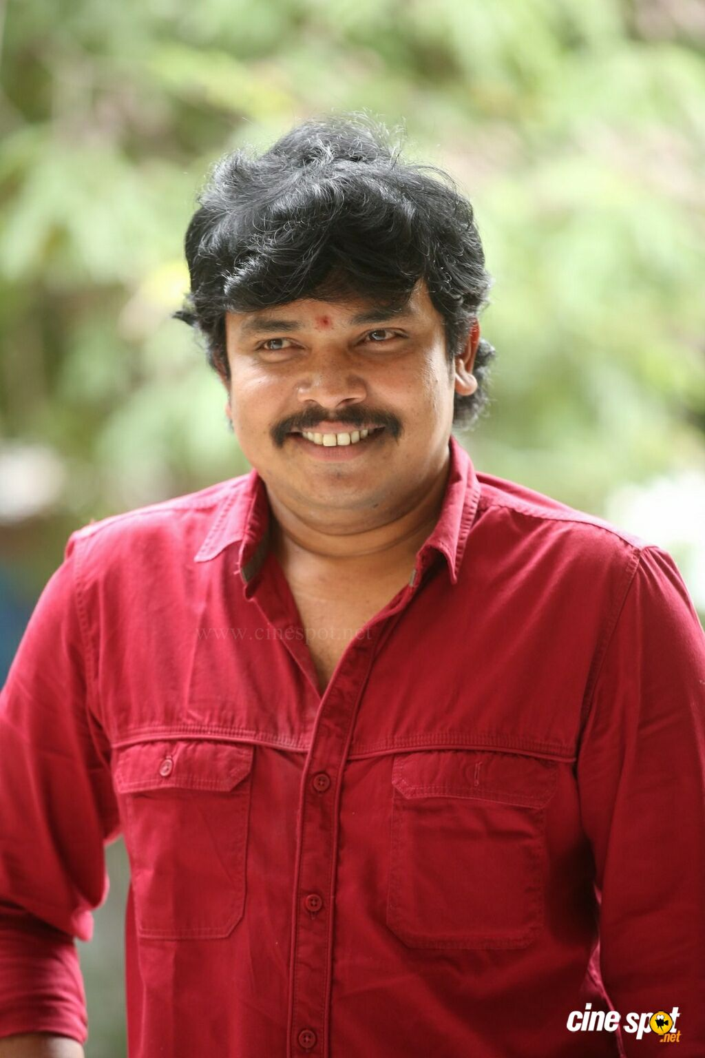 Kobbari Matta Hero Sampoornesh Babu Interview Photos (14)