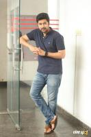Manmadhudu 2 Director Rahul Ravindran Interview Photos (16)