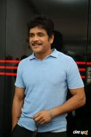 Akkineni Nagarjuna at Manmadhudu 2 Success Meet (7)