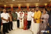 Actor Charlie Elder Son Adhithiya Charlie weds Amritha Photos