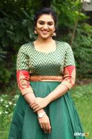 Indhuja at Magamuni Movie Press Meet (3)