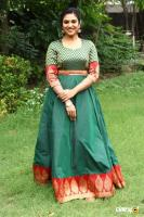 Indhuja at Magamuni Movie Press Meet (4)