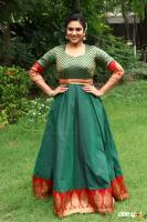 Indhuja at Magamuni Movie Press Meet (5)