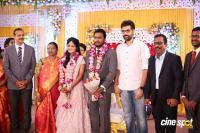 Adhithiya Charlie - Amritha Wedding Reception Photos