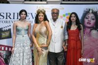 Sridevi's Wax Figure At Madam Tussauds Singapore Photos