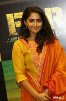 Reba Monica John at Faizal Ibrahim Raiz Movie Pooja (1)