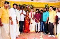 Producer M Saravanan Wedding Photos