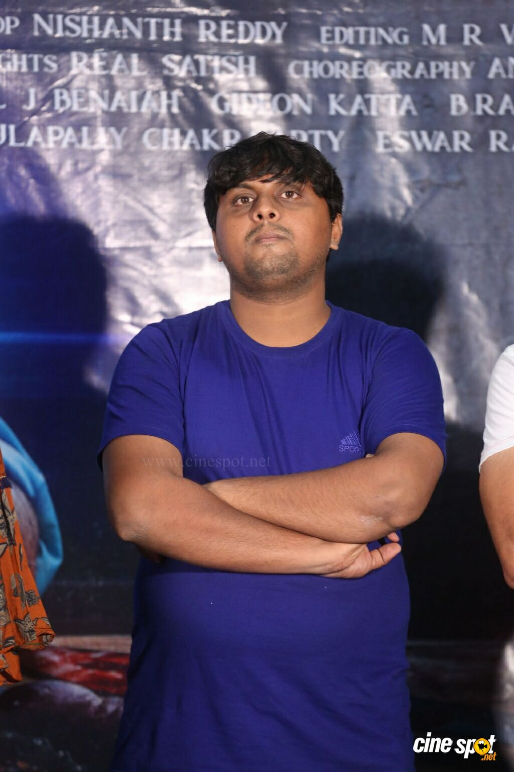 Beach Road Chetan Movie Teaser Launch (22)