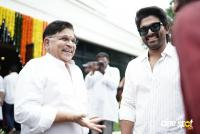Allu Arjun Family Celebrate Ganesh Visarjan Photos