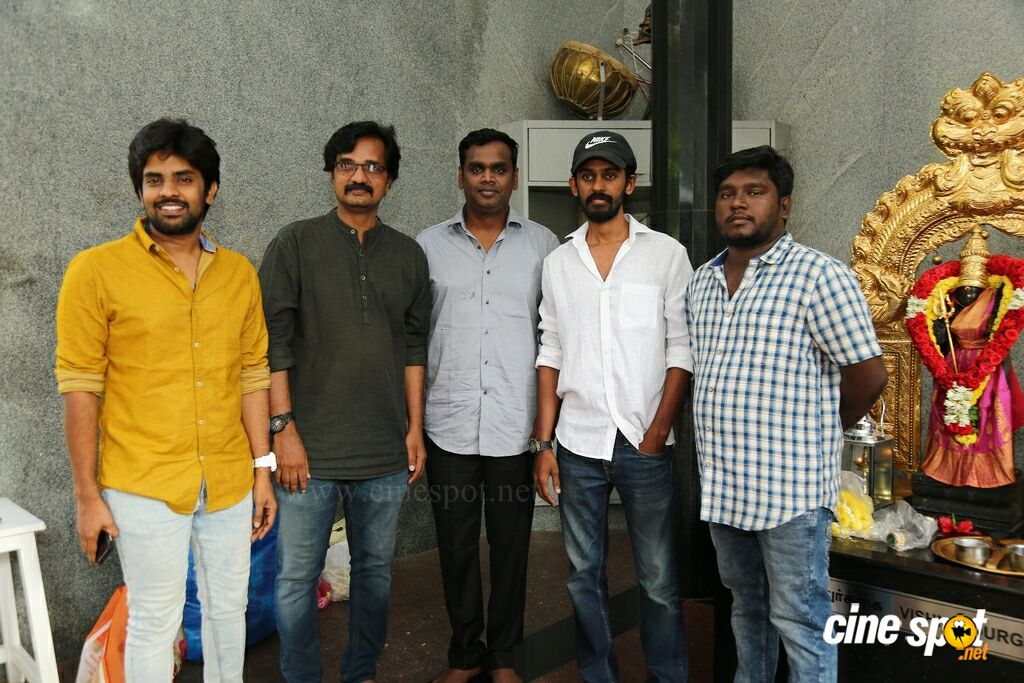Bachelor Movie Pooja (6)