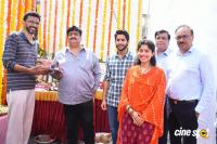Naga Chaitanya And Sai Pallavi Movie Opening Photos