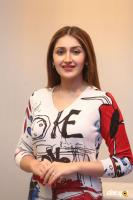 Bandobast Actress Sayesha Saigal Interview Photos (23)