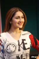 Bandobast Actress Sayesha Saigal Interview Photos (3)