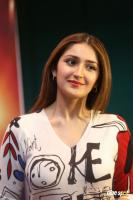 Bandobast Actress Sayesha Saigal Interview Photos (5)