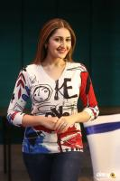 Bandobast Actress Sayesha Saigal Interview Photos (8)