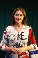 Bandobast Actress Sayesha Saigal Interview Photos (9)