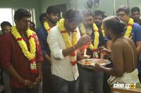 Netrikann Movie Pooja (1)
