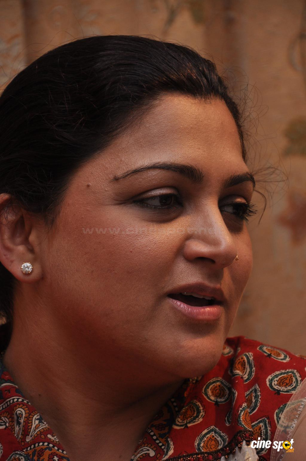 So... ditzy. www Kushboo sex fuck her