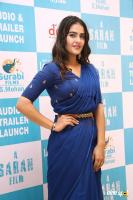 Kavya Thapar at Market Raja MBBS Audio Launch (1)