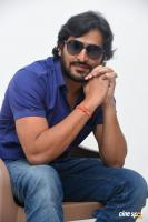 Ninnu Thalachi Movie Hero Vamsi Interview Photos (22)