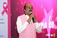 Namma Chennai Airport Turns Pink - PINKTOBER 2019 - Breast Cancer Free India - Event (10)