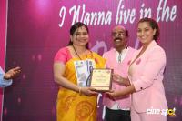 Namma Chennai Airport Turns Pink - PINKTOBER 2019 - Breast Cancer Free India - Event (11)