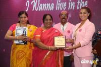Namma Chennai Airport Turns Pink - PINKTOBER 2019 - Breast Cancer Free India - Event (12)