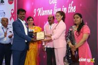 Namma Chennai Airport Turns Pink - PINKTOBER 2019 - Breast Cancer Free India - Event (13)