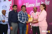 Namma Chennai Airport Turns Pink - PINKTOBER 2019 - Breast Cancer Free India - Event (15)