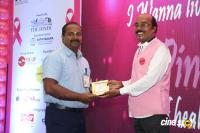 Namma Chennai Airport Turns Pink - PINKTOBER 2019 - Breast Cancer Free India - Event (16)