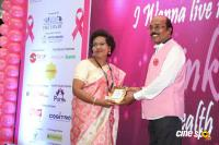 Namma Chennai Airport Turns Pink - PINKTOBER 2019 - Breast Cancer Free India - Event (18)