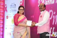 Namma Chennai Airport Turns Pink - PINKTOBER 2019 - Breast Cancer Free India - Event (20)