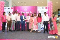 Namma Chennai Airport Turns Pink - PINKTOBER 2019 - Breast Cancer Free India - Event (21)