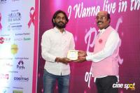 Namma Chennai Airport Turns Pink - PINKTOBER 2019 - Breast Cancer Free India - Event (22)