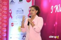 Namma Chennai Airport Turns Pink - PINKTOBER 2019 - Breast Cancer Free India - Event (25)